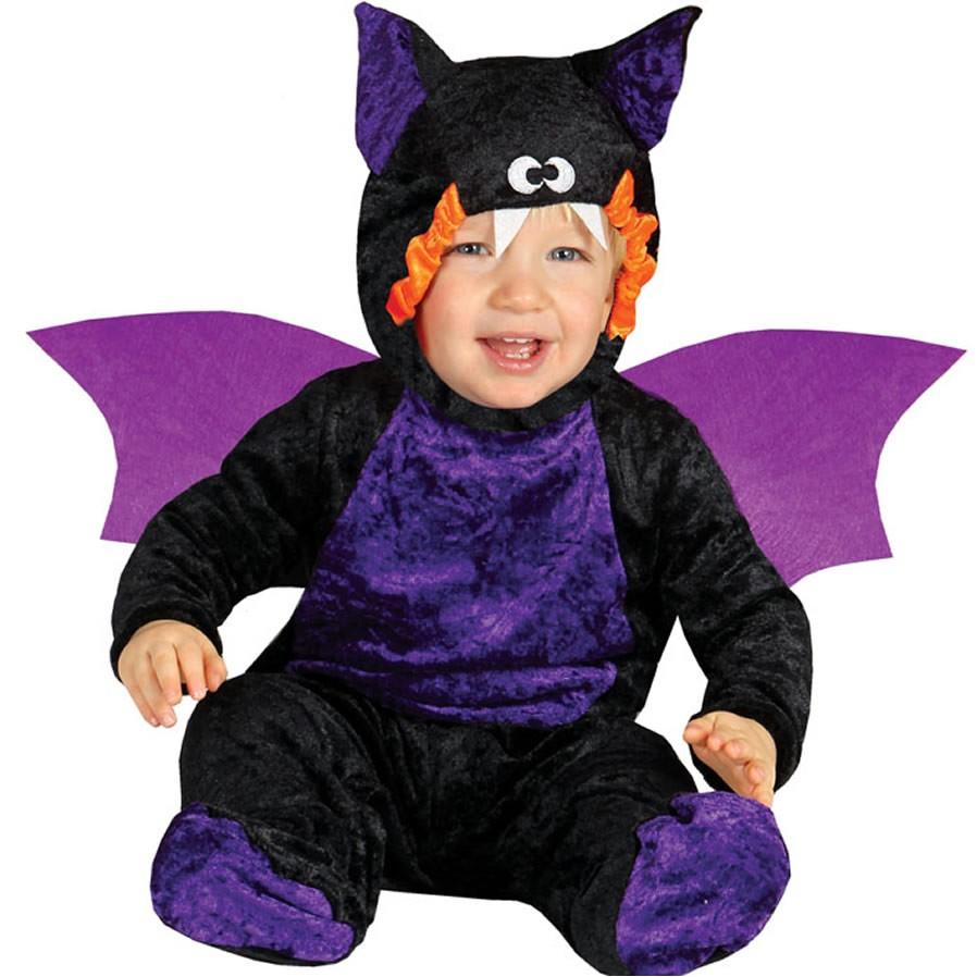 Disfraz de murciélago mini bebe   Kin Party